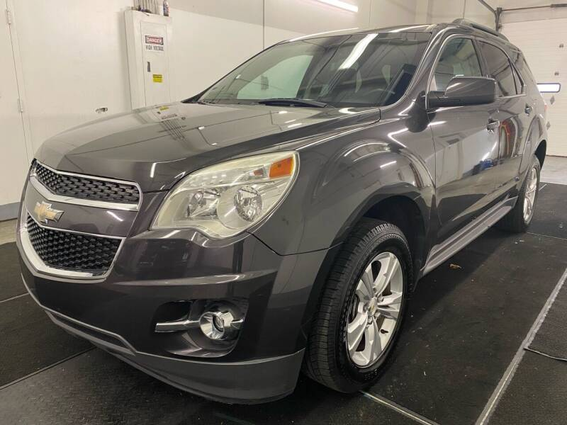 2013 Chevrolet Equinox for sale at TOWNE AUTO BROKERS in Virginia Beach VA