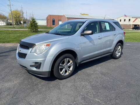 2011 Chevrolet Equinox for sale at MARK CRIST MOTORSPORTS in Angola IN
