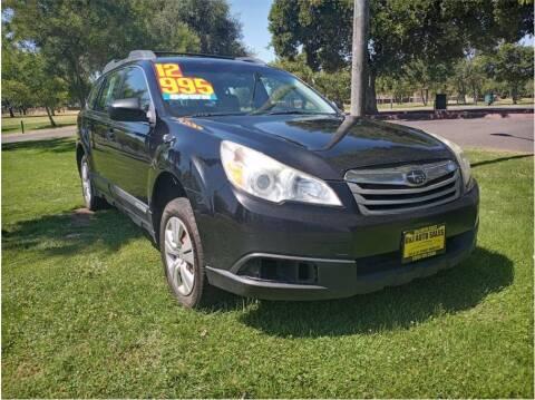 2012 Subaru Outback for sale at D & I Auto Sales in Modesto CA