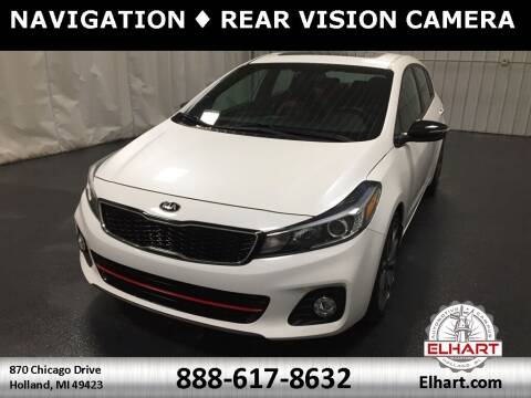 2018 Kia Forte5 for sale at Elhart Automotive Campus in Holland MI