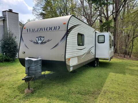 2013 Forest River 27RLSS for sale at Greenlight Auto Remarketing in Spartanburg SC