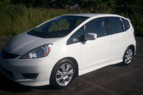 2009 Honda Fit for sale at Action Auto Wholesale - 30521 Euclid Ave. in Willowick OH