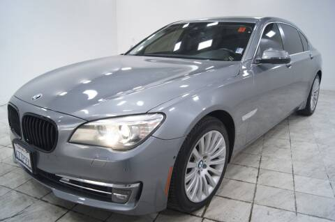 2013 BMW 7 Series for sale at Sacramento Luxury Motors in Carmichael CA