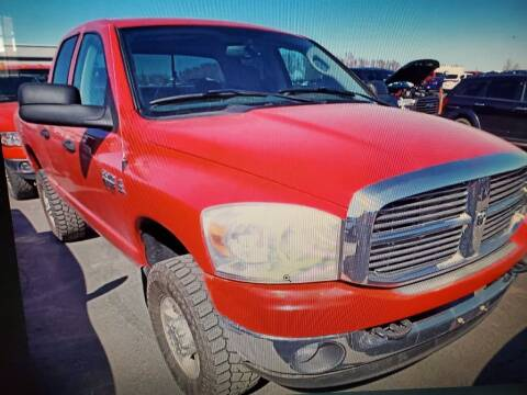 2009 Dodge Ram Pickup 2500 for sale at Horne's Auto Sales in Richland WA