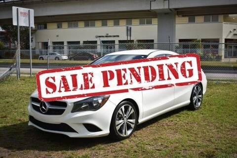 2016 Mercedes-Benz CLA for sale at STS Automotive - Miami, FL in Miami FL