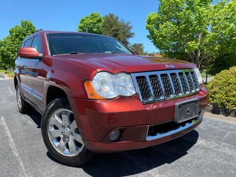 2008 Jeep Grand Cherokee for sale at William D Auto Sales in Norcross GA