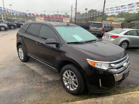 2013 Ford Edge for sale at Rutledge Auto Group in Palestine TX