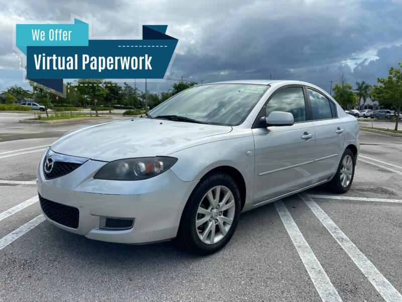 2008 Mazda MAZDA3 for sale at Alma Car Sales in Miami FL