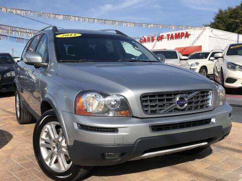 2011 Volvo XC90 for sale at Cars of Tampa in Tampa FL