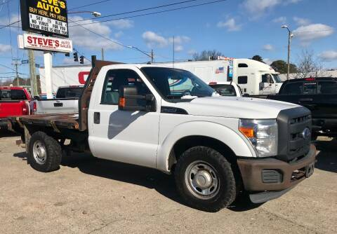 2014 Ford F-250 Super Duty for sale at Steve's Auto Sales in Norfolk VA