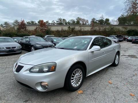 2005 Pontiac Grand Prix for sale at Car Online in Roswell GA