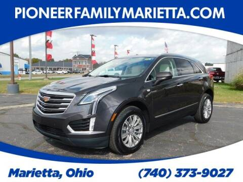 2017 Cadillac XT5 for sale at Pioneer Family auto in Marietta OH