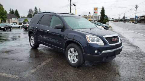 2009 GMC Acadia for sale at Good Guys Used Cars Llc in East Olympia WA