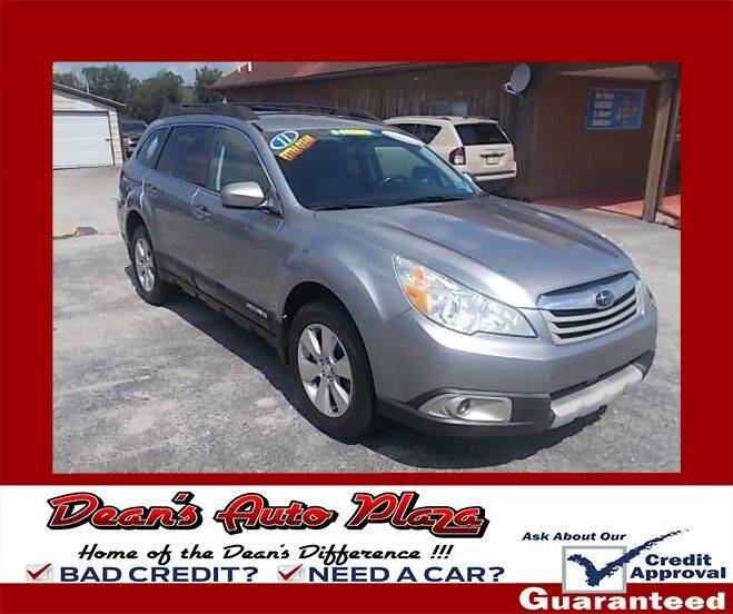 2011 Subaru Outback for sale at Dean's Auto Plaza in Hanover PA