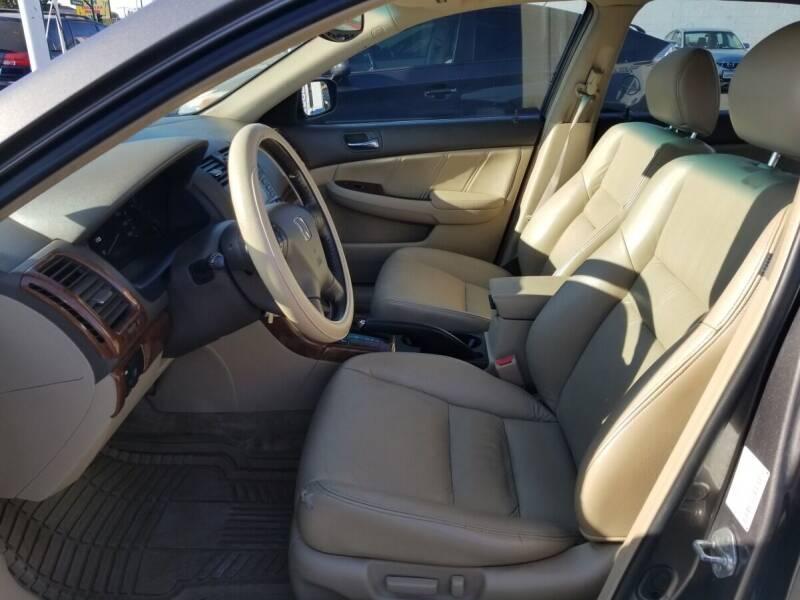 2007 Honda Accord EX-L V-6 4dr Sedan (3L V6 5A) - Hayward CA