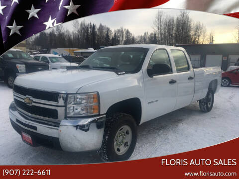 2010 Chevrolet Silverado 2500HD for sale at FLORIS AUTO SALES in Anchorage AK