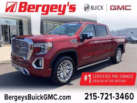 2019 GMC Sierra 1500 for sale at Bergey's Buick GMC in Souderton PA