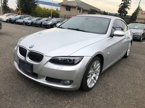 2008 BMW 3 Series for sale at KARMA AUTO SALES in Federal Way WA