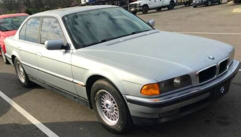 1997 BMW 7 Series for sale at D & J AUTO EXCHANGE in Columbus IN