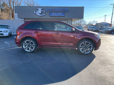 2013 Ford Edge for sale at JC AUTO CONNECTION LLC in Jefferson City MO