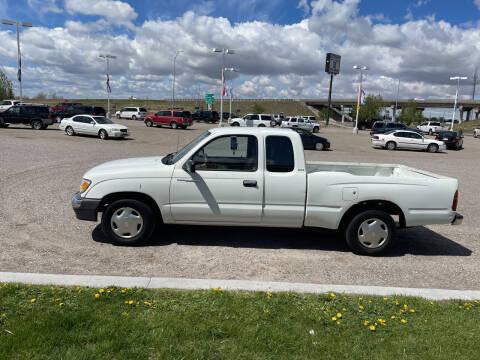 1998 Toyota Tacoma for sale at GILES & JOHNSON AUTOMART in Idaho Falls ID