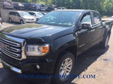 2015 GMC Canyon for sale at J & M Automotive in Naugatuck CT