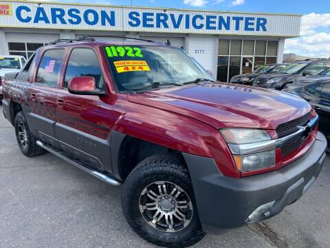 2006 Chevrolet Avalanche for sale at Carson Servicenter in Carson City NV