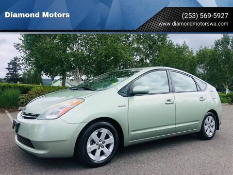 2006 Toyota Prius for sale at Diamond Motors in Lakewood WA