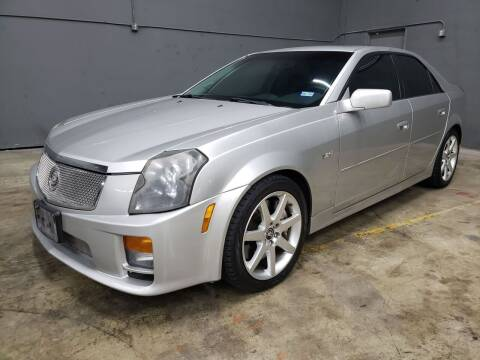 2007 Cadillac CTS-V for sale at EA Motorgroup in Austin TX