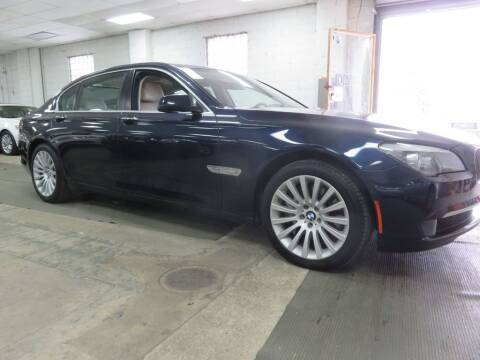 2012 BMW 7 Series for sale at US Auto in Pennsauken NJ