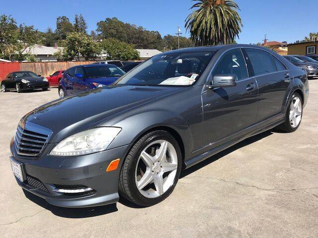 2010 Mercedes-Benz S-Class for sale at MISSION AUTOS in Hayward CA