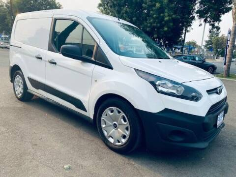 2015 Ford Transit Connect Cargo for sale at My Car Plus Center Inc in Modesto CA