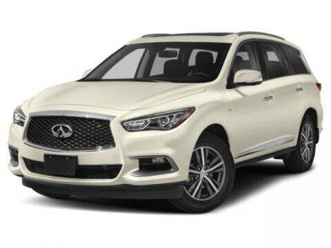 2020 Infiniti QX60 for sale at TRAVERS GMT AUTO SALES - Traver GMT Auto Sales West in O Fallon MO