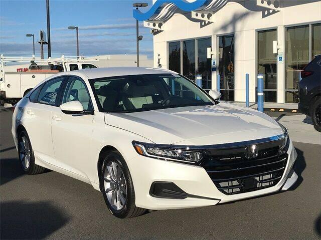 2021 Honda Accord for sale in Reno, NV