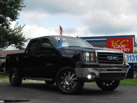 2011 GMC Sierra 1500 for sale at KC Car Gallery in Kansas City KS