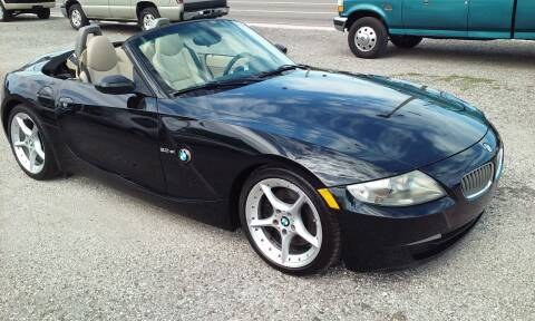 2007 BMW Z4 for sale at Pinellas Auto Brokers in Saint Petersburg FL