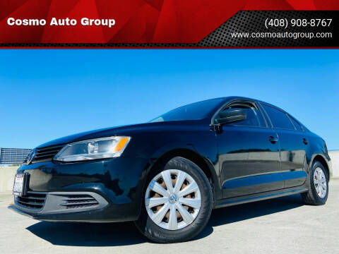 2013 Volkswagen Jetta for sale at Cosmo Auto Group in San Jose CA