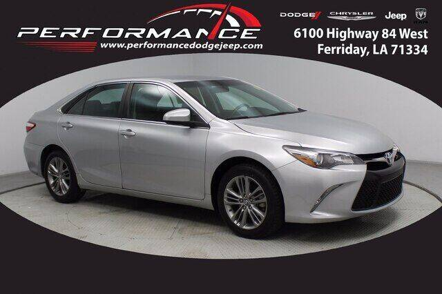 2017 Toyota Camry for sale at Performance Dodge Chrysler Jeep in Ferriday LA