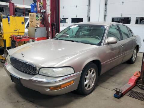 2001 Buick Park Avenue for sale at Ericson Auto in Ankeny IA