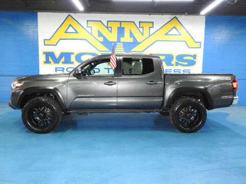2019 Toyota Tacoma for sale at ANNA MOTORS, INC. in Detroit MI