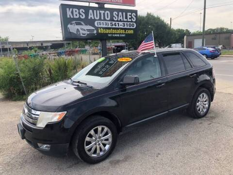 2010 Ford Edge for sale at KBS Auto Sales in Cincinnati OH