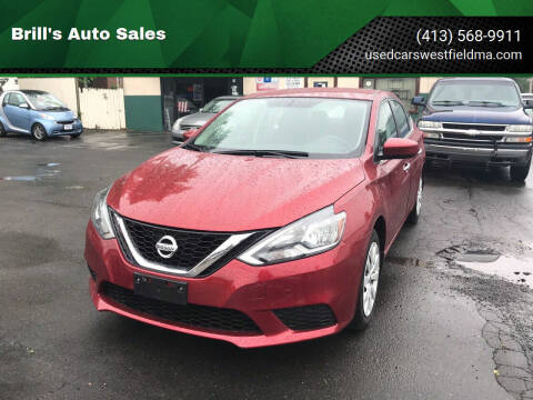 2017 Nissan Sentra for sale at Brill's Auto Sales in Westfield MA