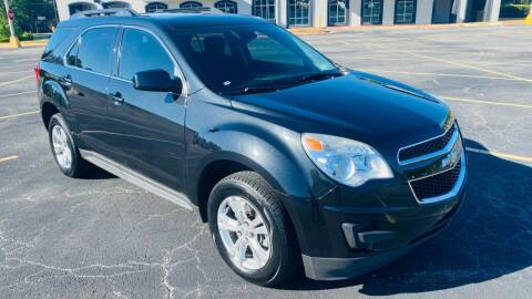 2014 Chevrolet Equinox for sale at H & B Auto in Fayetteville AR