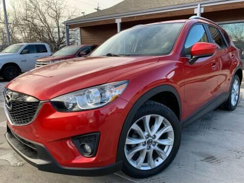 2014 Mazda CX-5 for sale at Global Automotive Imports of Denver in Denver CO