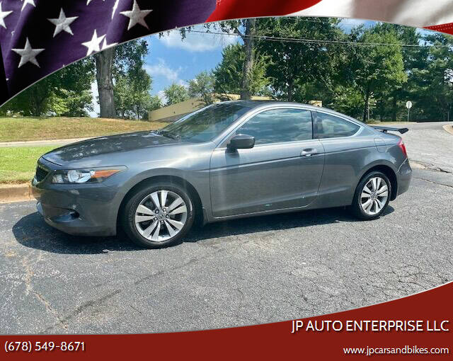 2008 Honda Accord for sale at JP Auto Enterprise LLC in Duluth GA