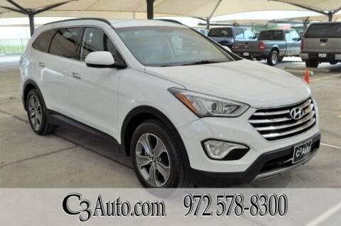 2013 Hyundai Santa Fe for sale at C3Auto.com in Plano TX