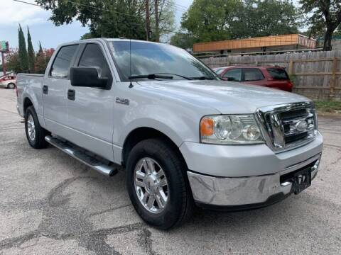 2008 Ford F-150 for sale at AWESOME CARS LLC in Austin TX