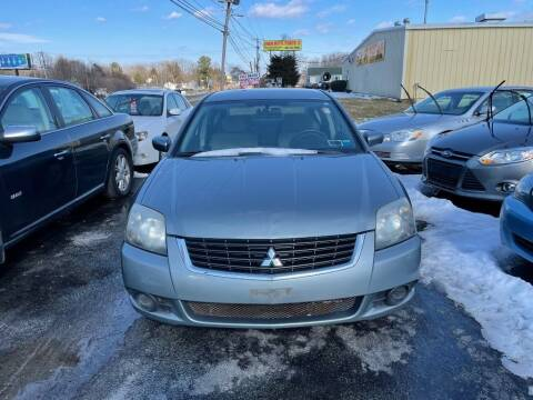 2009 Mitsubishi Galant for sale at Certified Motors in Bear DE