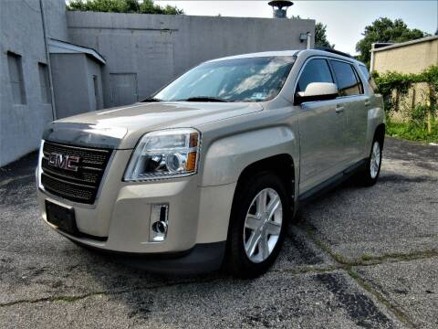 2011 GMC Terrain for sale at New Concept Auto Exchange in Glenolden PA