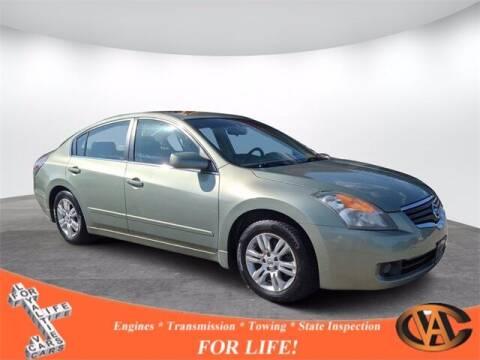 2008 Nissan Altima for sale at VA Cars Inc in Richmond VA